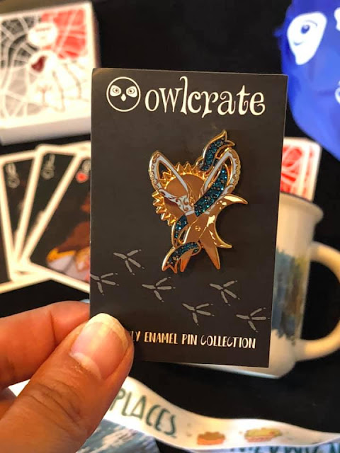 #owlcrate