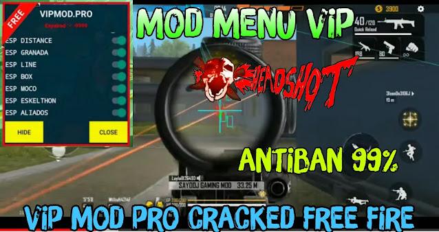 Mod menu vip ff ob27 mới nhất | auto headshot - xe bay - fly hack - esp full - hack full kĩ năng - one shot như invis K