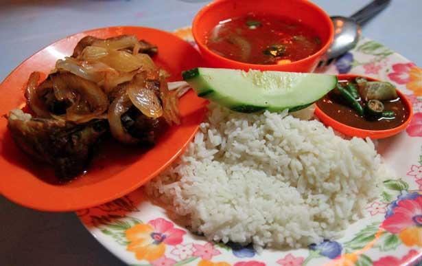 Resep dan Cara Membuat Ayam Isi Budu