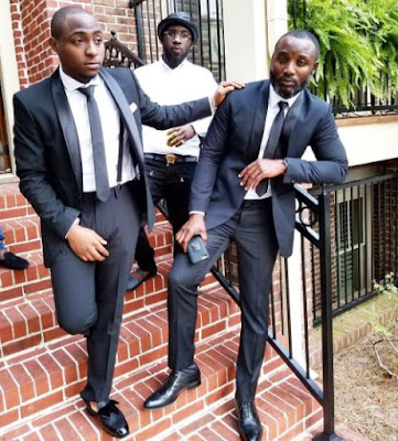 Davido Shades His Former Manager Kamal Ajiboye