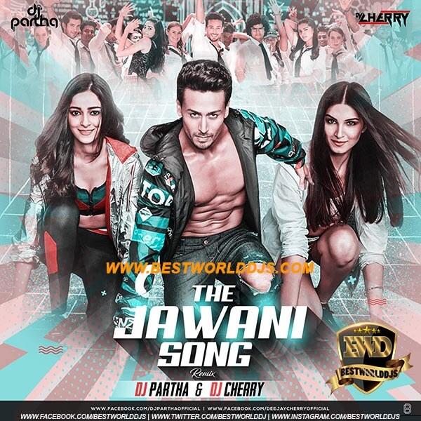 The Jawaani Song Remix DJ Partha DJ Cherry
