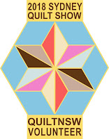 Call for Volunteers: Sydney Quilt Show 2018