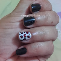 Unhas Decoradas - Animal Print - Filha Única