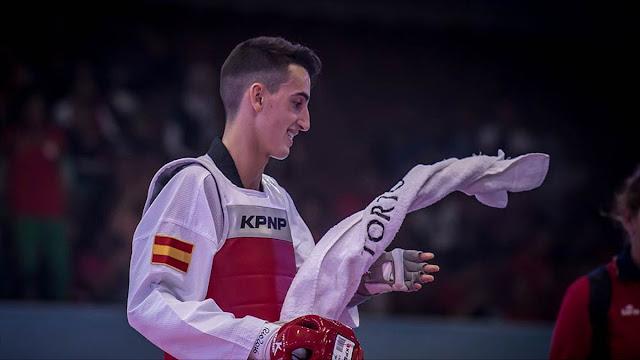 Campeonato Europeo WTE 2018, Kazan, (Rusia).