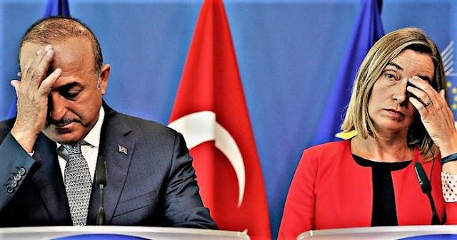 """Δεν περπατάνε στην ΕΕ οι κυρώσεις στην Τουρκία για τον """"Πορθητή"""""""