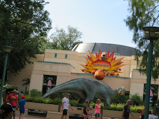 Dinosaur Disney's Animal Kingdom Entrance