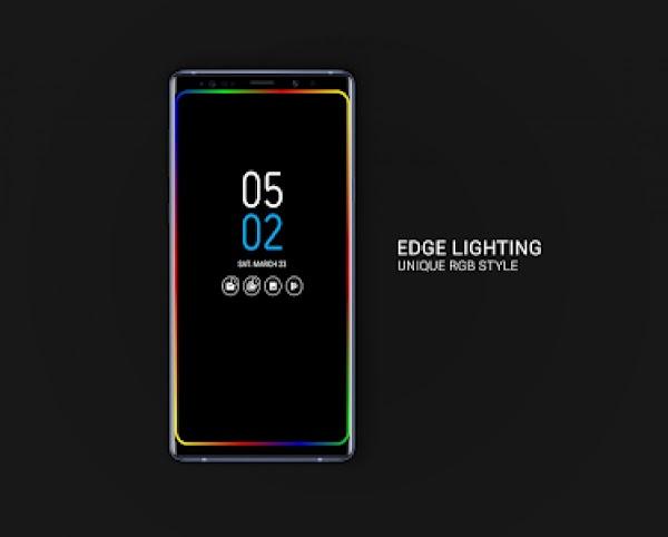 Always on AMOLED | Edge Lighting 3.7.1 | Unlocked