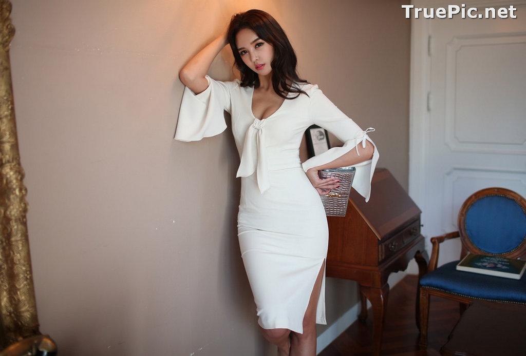 Image Korean Fashion Model - Chloe Kim - Fashion Photography Collection - TruePic.net - Picture-7