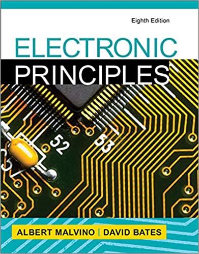 Electronic Principles by Albert Malvino