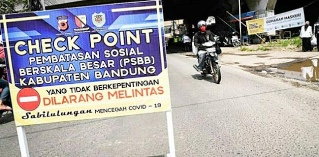 Demokrat: Pemberlakuan PSBB Parsial Di Kabupaten Bandung Sia-sia