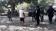 REALIZAN OPERATIVO CON LA GUARDIA NACIONAL , SEDENA Y MINISTERIALES EN ZIRÁNDARO: UN MUERTO
