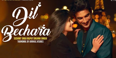 Download Dil Bechara Full Movie 720p (2020) Download Dil Bechara Full Movie moviespur Download Dil Bechara Full Movie tamilrockers Download Dil Becha
