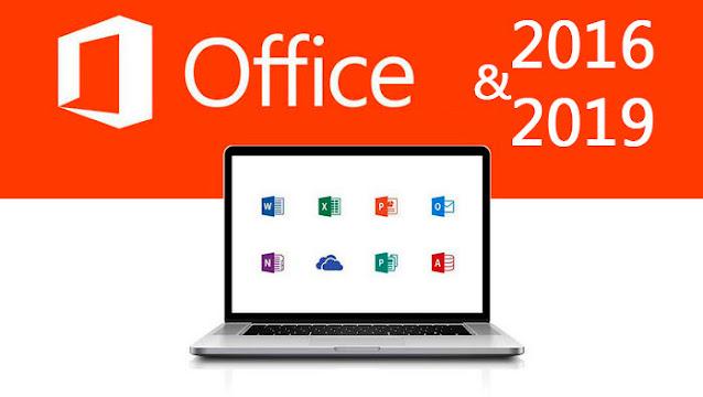 Microsoft Office 2016-2019 Professional Plus + Visio + Project