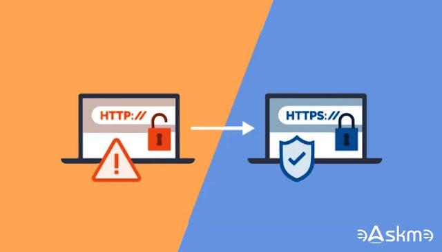 HTTP Versus HTTPS: Impact of Both in Better SEO!: eAskme