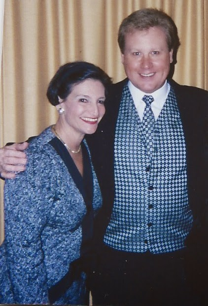 Karen with tenor RICHARD LEECH