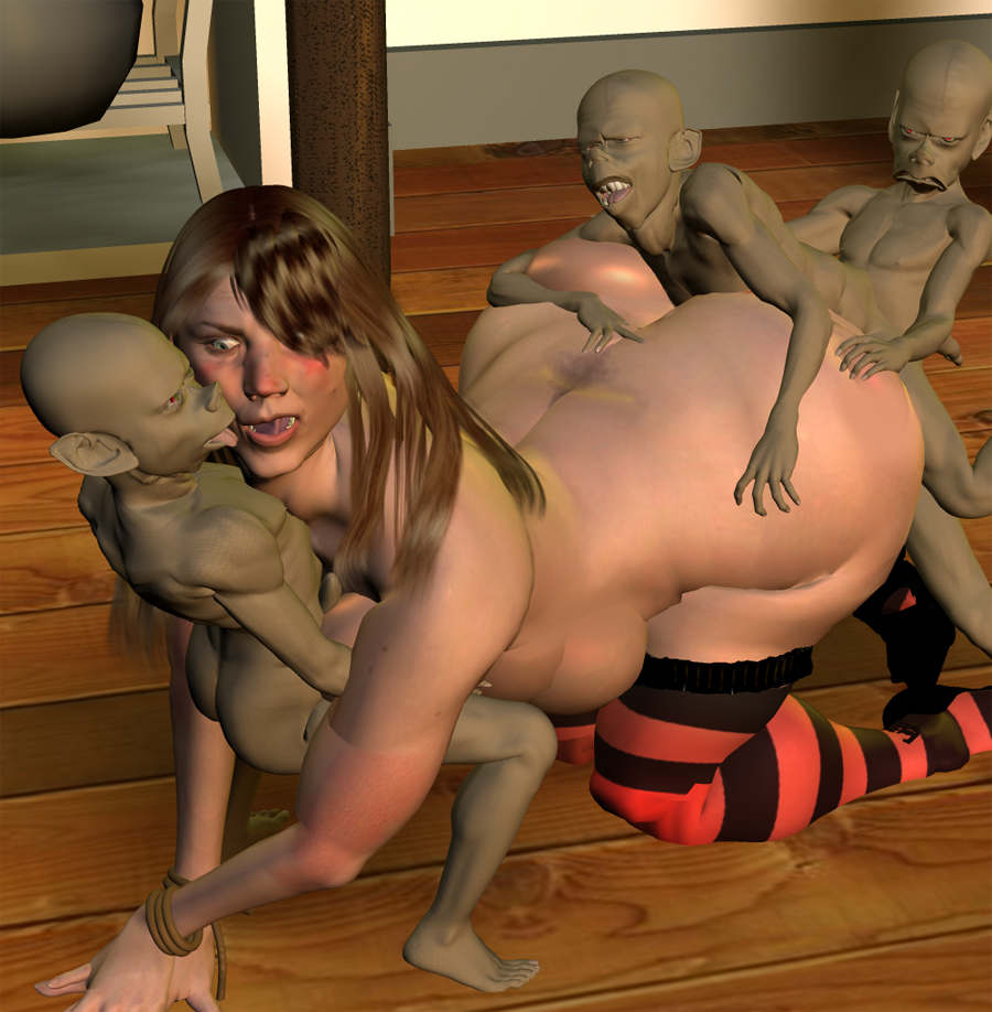 sexy nude witch orgy
