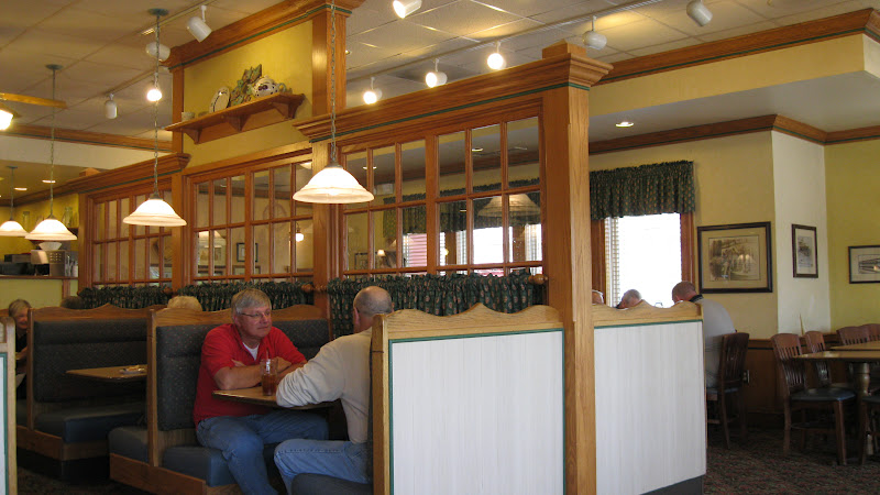 Big Daddy Dave Bob Evans And Restaurant Chains