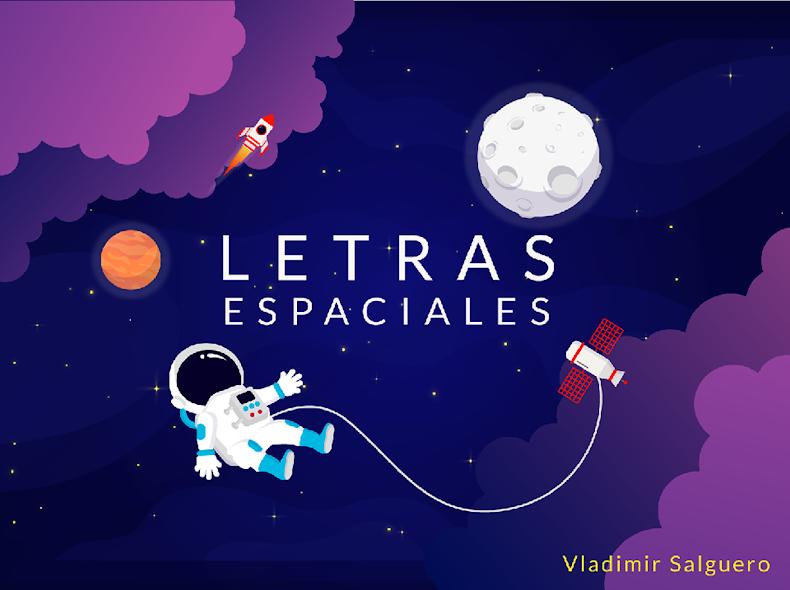 Proyecto: Letras Espaciales