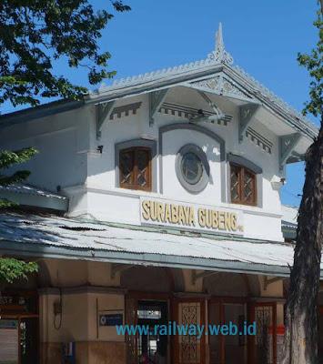 Stasiun Gubeng Lama