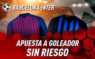 sportium Promo Barcelona vs Inter 24 octubre