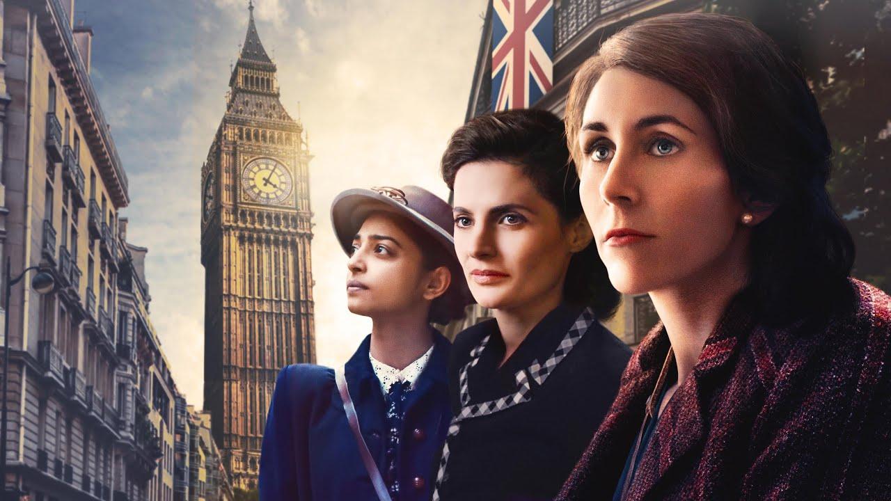 As espiãs de Churchill | Netflix