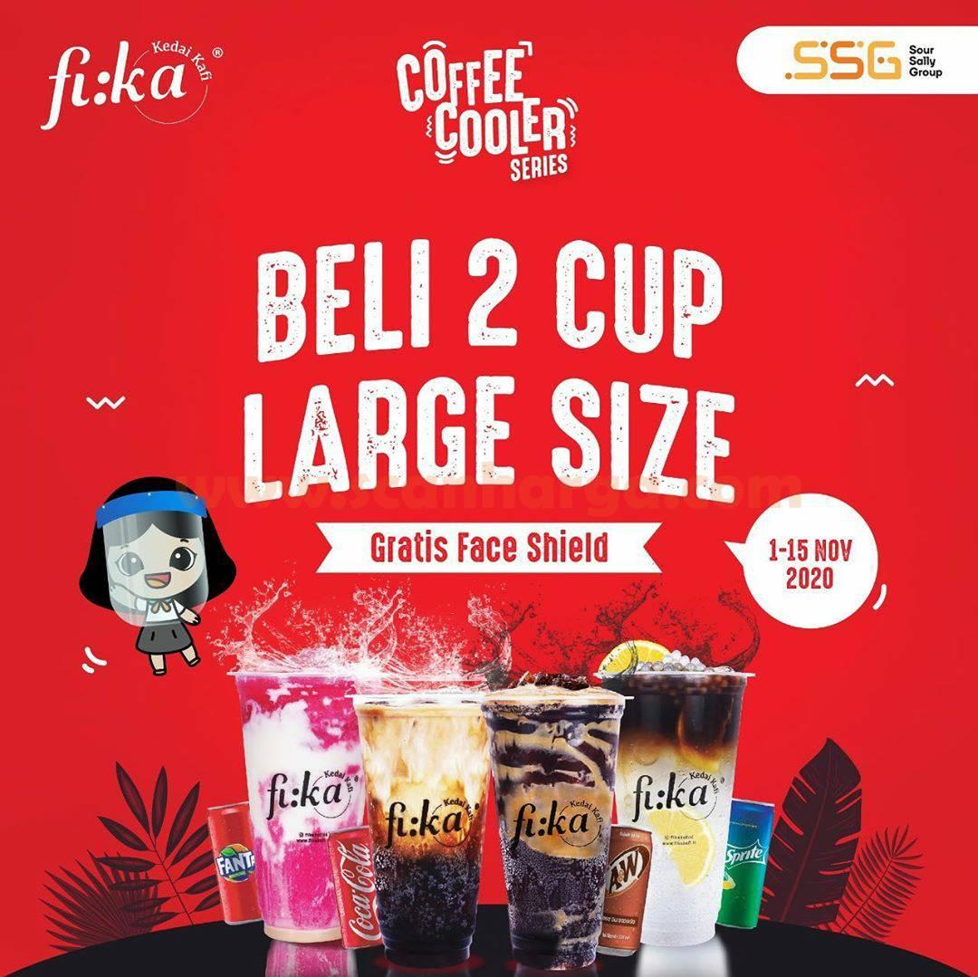 Promo Fika Kafi Coffee Cooler Series*