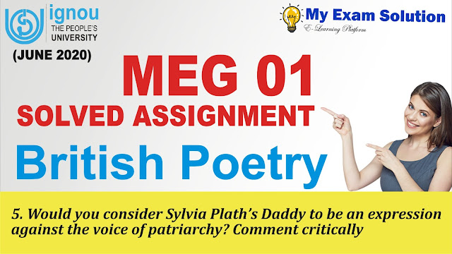ignou meg asignment, ignou solved assignment, sylvia path
