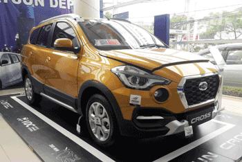 Harga Mobil Datsun Go Cross Terbaru 2018