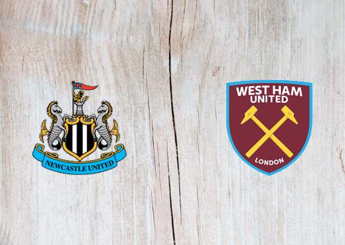 Newcastle United vs West Ham United -Highlights 05 July 2020