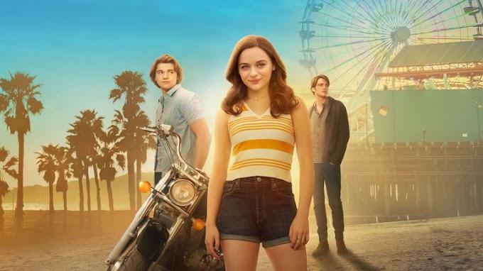 """La comedia romántica """"El Stand de los besos 2"""" ya está disponible en Netflix"""