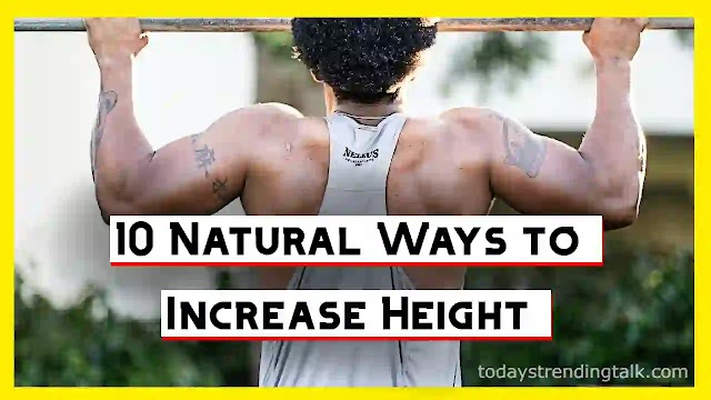 How to increase height after 20 naturally | 10 Simple ways | 2021