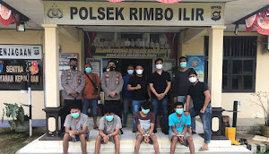 Karyawan PTPN Dalang Pencurian, Ajak 3 Remaja Curi Sawit