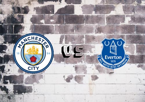 Manchester City vs Everton  Resumen y Partido Completo