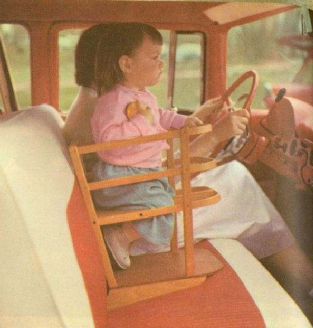 20 Baby Car Seats From The Mid 20th Century Moms Wouldn T