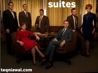 Suites- أفضل المسلسلات