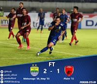 Video Cuplikan Gol Persib Bandung vs PSM Makassar 2-1 Liga 1 Rabu 5/7/2017