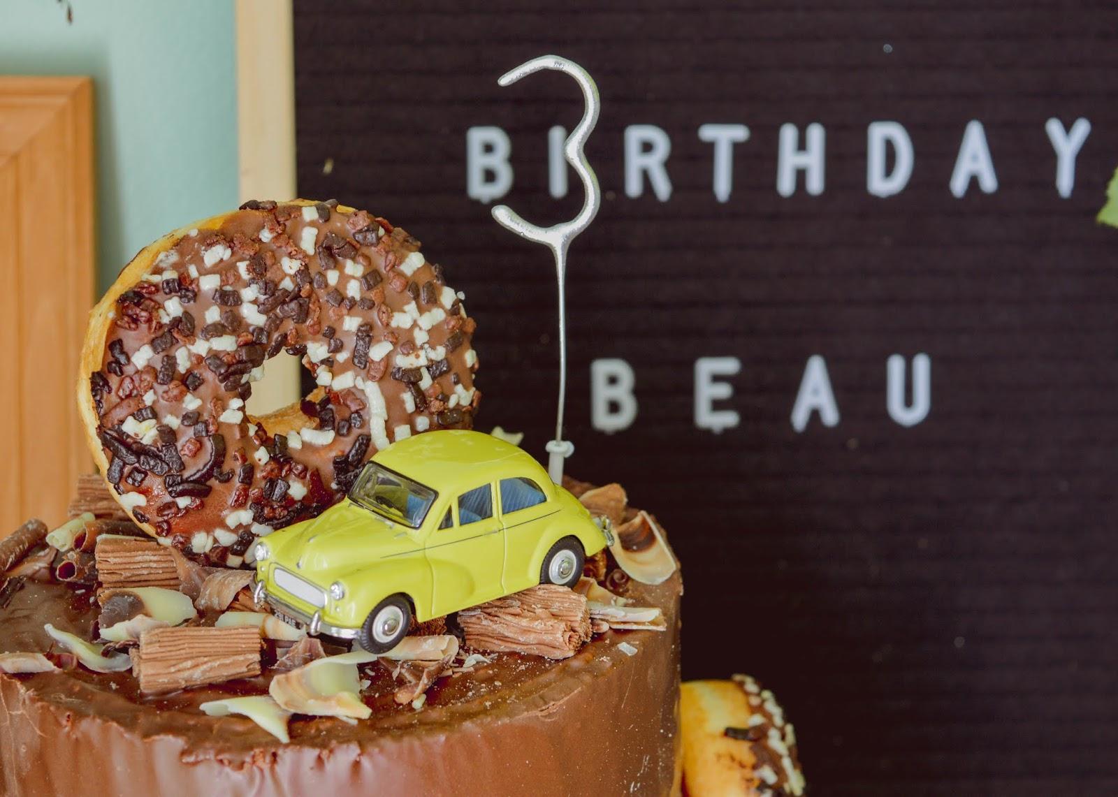Enjoyable A Diy Car Themed Birthday Cake For When The Cake Maker Lets You Personalised Birthday Cards Veneteletsinfo