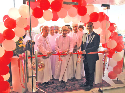 Starcare Duqm branch formally inaugurated