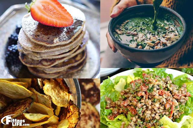 برنامج غذائي للنحفاء لزيادة الوزن