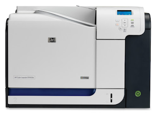 HP Color LaserJet CP3520 Printer Driver Download Update