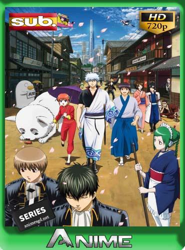 Gintama Temporada 2 [51/51] Subtitulado HD [720P] [GoogleDrive] DizonHD