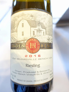 Hidden Bench Estate Riesling 2016 (90+ pts)