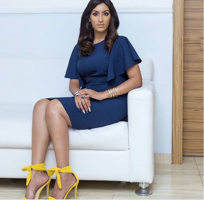 We are not yet married – Juliet Ibrahim debunks marriage claims