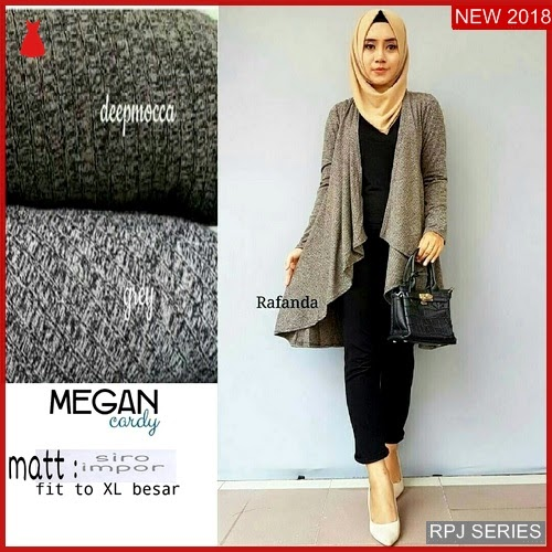 RPJ079S227 Model Sweater Megan Cantik Cardi Wanita