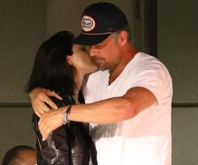 Josh Duhamel packs on the PDA with new girlfriend, Eiza Gonzalez (photos)