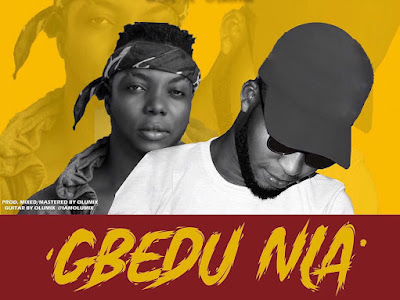 DOWNLOAD MP3: Ekel Ft Olumix - Gbedu Nla