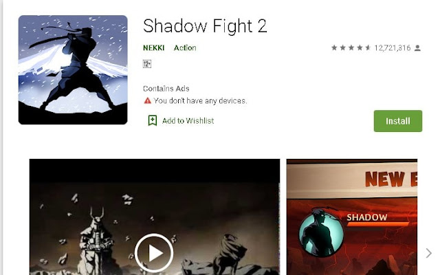 best fighting game for android