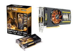 Video card ZOTAC GTX 460 Riview