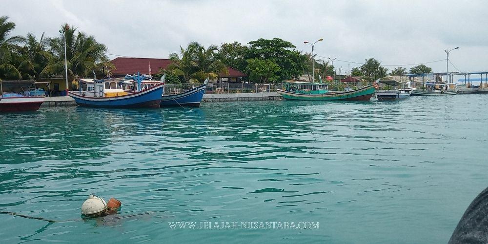 paket wisata royal island pulau kelapa resort
