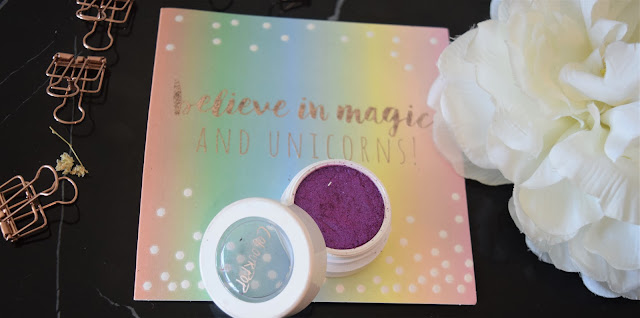 Colourpop Super shock Pigments